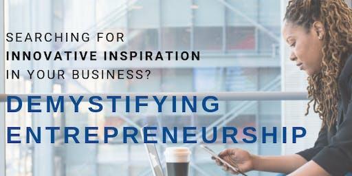 Demystifying Entrepreneurship-By CU Leeds School of Business