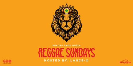 Reggae Sundays at GRO Wynwood tickets