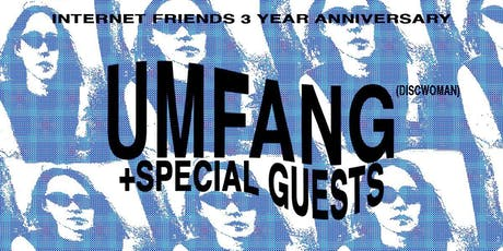 UMFANG + SPECIAL GUEST  tickets