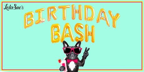 Birthday Bash! tickets