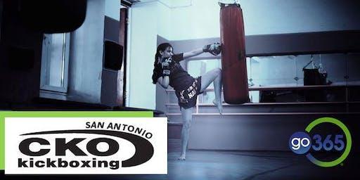 CKO Kickboxing Fundraising Night