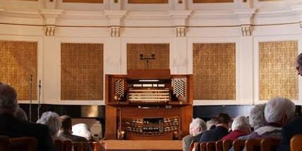 Wilson College Van Looy Organ Concert - Bradley Hunter Welch