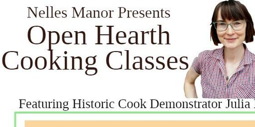 Open Hearth Cooking Class