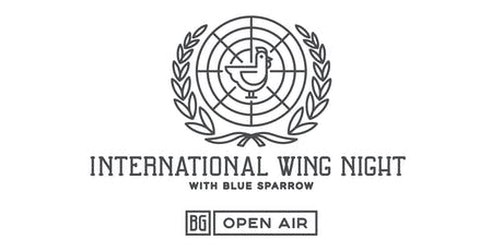 International Wing Night tickets