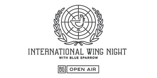 International Wing Night