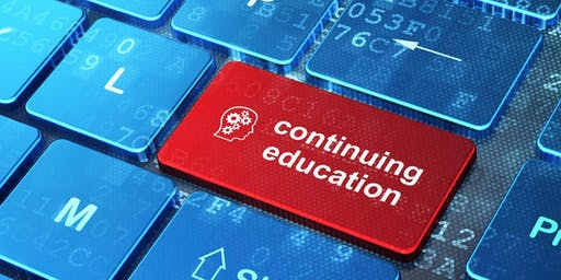 ISAA Continuing Education - August 2019