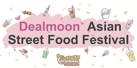 Dealmoon Asian Street Food Night Market - Eat REAL Asian Food tickets