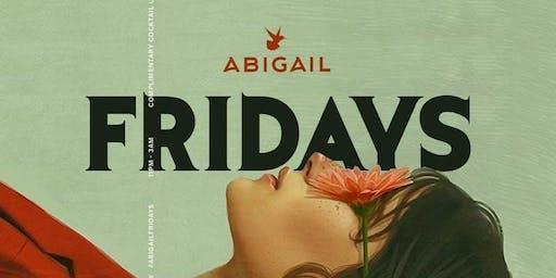 Abigail Fridays