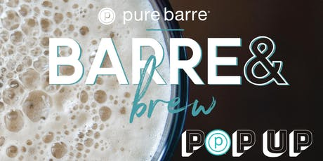 Barre & Brew Pop-Up - Pure Barre Delafield X Winnebeergo tickets