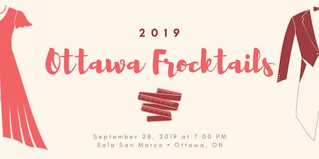 Ottawa Frocktails 2019 tickets