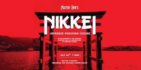 Nikkei Dinner tickets