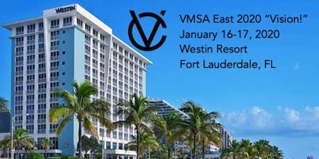 VMSA East 2020 - ENTERPRISE tickets