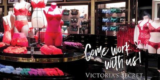 Victoria's Secret Hiring Event
