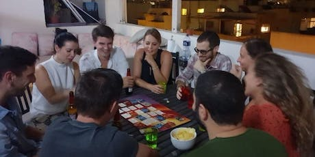 Board Games & New Friends! ATX tickets