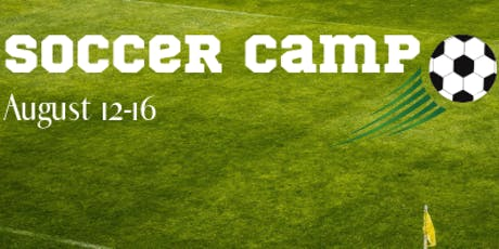Soccer Camp VBS tickets