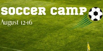 Soccer Camp VBS