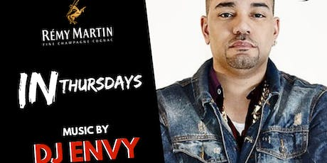 In Thursdays Hosted By Dj Envy tickets
