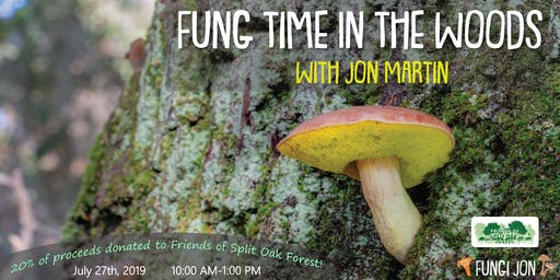 Fung Time in the Woods with Jon Martin (Split Oak)