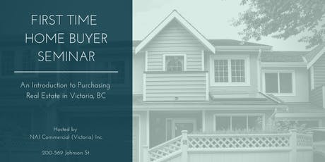 Real Estate Workshop: Buying Your First Home in Victoria tickets