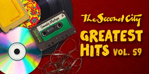 "The Second City ""Greatest Hits (vol. 59) - Wilson College Performing Arts Series"