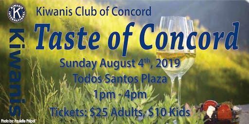 13th Annual Taste of Concord