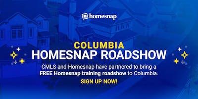 Columbia Homesnap Roadshow