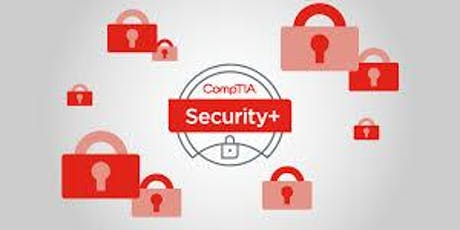 Information Session for CompTIA Security+ Study Group - Fall 2019 tickets