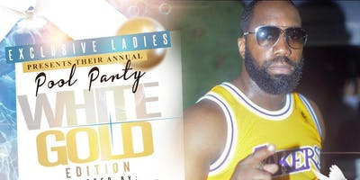 THE ANNUAL VIP WHITE & GOLD POOL PARTY | Hosted by VEGAS