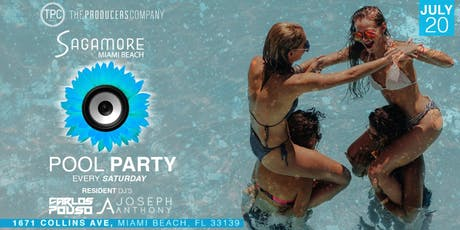 SAGAMORE POOL PARTY tickets