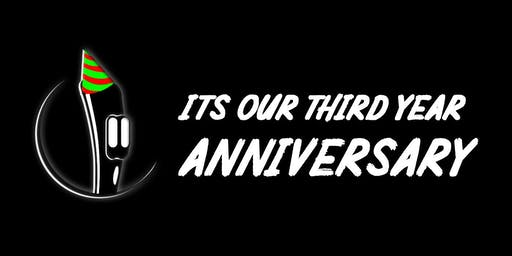 Black Xpression: Third Year Anniversary!