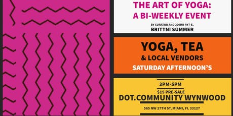 The Art of Yoga: Wellness Event tickets