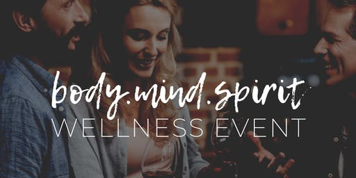 Join us as we present local solutions to self care & wellness!
