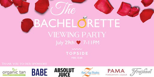 The Bachelorette Viewing Party