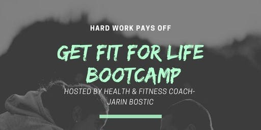 Get Fit For Life Bootcamp