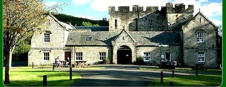KIELDER CASTLE - PARANORMAL INVESTIGATION tickets