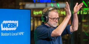 A Celtic Sojourn live broadcast from the WGBH Studio...
