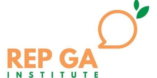 Rep GA Institute Leadership Training - Richmond County