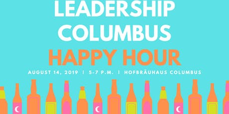 Alumni & Ales: Leadership Columbus Happy Hour tickets