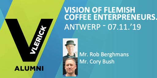 Vision of Flemish Coffee Entrepreneurs in the Specialty Market.