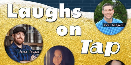 Laughs on Tap - August 2nd tickets