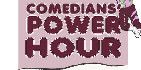 Comedians' Power Hour tickets