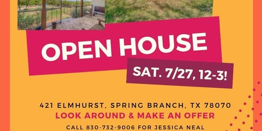 421 Elmhurst Open House