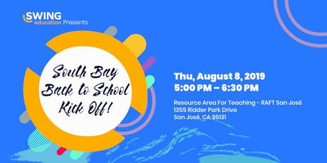 Swing Education's South Bay Back to School Kick Off! tickets