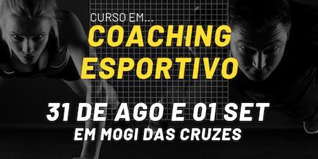 Coaching Esportivo & Qualidade de Vida ingressos