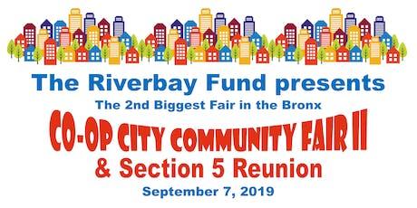 Co-op City Community Fair II 2019 tickets