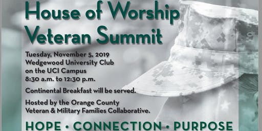 House of Worship Veteran Summit