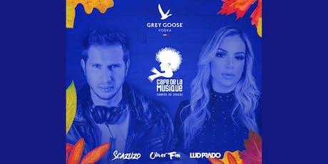 Grey Goose Vodka apresenta: Cafe de La Musique Campos do Jordão ingressos