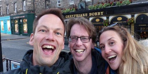 A History of Edinburgh's Old Town & its Characters