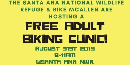 Free Adult Biking Clinic
