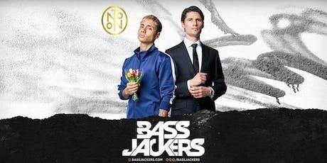 Bassjackers @ Noto Philly July 31 tickets